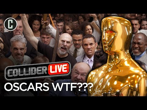 The Oscars Are Pissing People Off Again - Collider Live #71