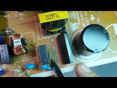 Tủ lạnh Hitachi chớp 7 lần, dạy sửa board máy lạnh, dạy sửa board máy giặt