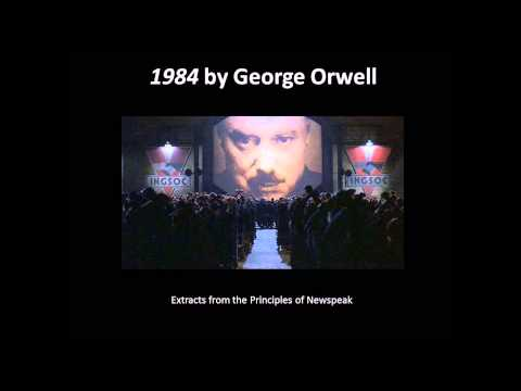 comments on george orwells newspeak