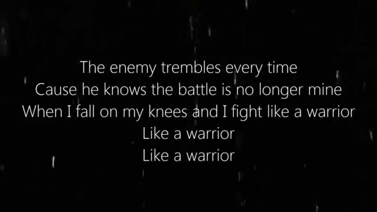 Steven Curtis Chapman Warrior Lyrics Hd Youtube