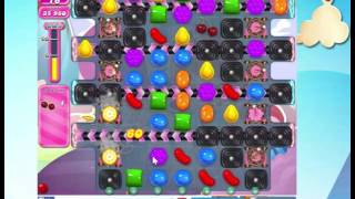 Candy Crush Saga Level 1528 with 1 moves left,  NO BOOSTERS!