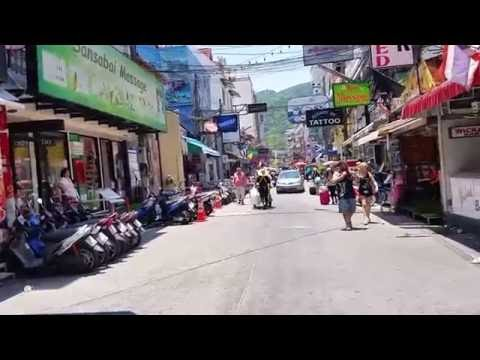 Soi Sansabai - Patong - Phuket - Thailand