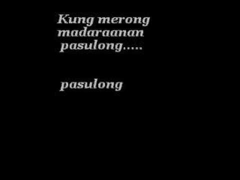 Kung Wala ka sa Buhay ko - with lyrics