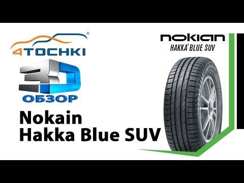 Hakka Blue SUV