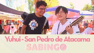 Yuhui conoció la fiesta San Pedro de Atacama en su Salsa - Sabingo
