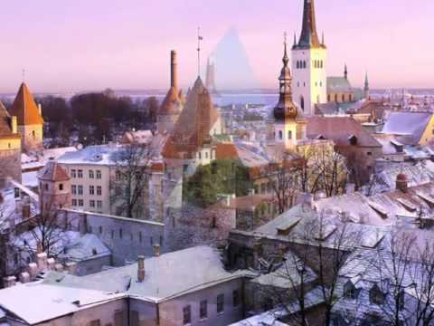 You love to travel if Estonia is the country that you enjoy