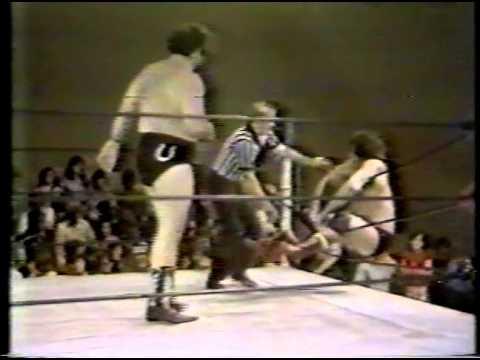 Terry Funk vs Bill Watts
