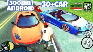 GTA San Andreas new Mod pack all new cars for Android in Hindi||advanced Mod pack GTA SA Android