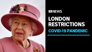 London to be placed in tier 2 COVID-19 lockdown with millions banned from mixing indoors | ABC News