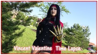 Vincent Valentine Work Log | Time Lapse