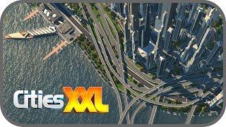 Cities XXL: Lançamento - A primeira gameplay / PT-BR