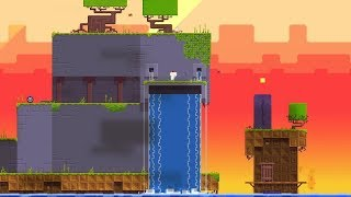 FEZ POCKET EDITION iOS Gameplay Video   Mobile Port First Cubes