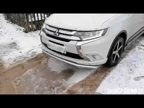 Обвес на Mitsubishi Outlander