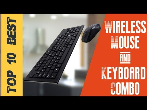 10 Best Wireless Keyboard And Mouse Combo | With Price | India 🔥🔥🔥