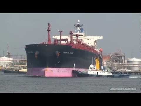 ORIENTAL QUEEN LPG TANKER SHIP LPGタンカー