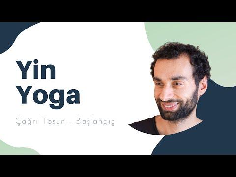 Başlangıç Seviyesi Yin Yoga - Çağrı Tosun