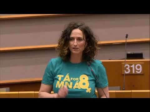 Lynn Boylan on Facebook Advertising in the Repeal Referendum