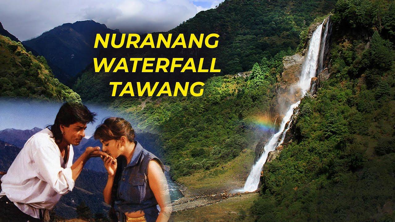 Nuranang Waterfall Tawang   #Tawang