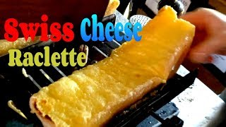 Swiss Cheese,Raclette Cheese, Warm ...