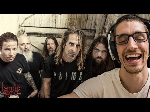 "Lamb of God - ""Redneck"" HIP-HOP HEAD REACTS TO METAL!!"