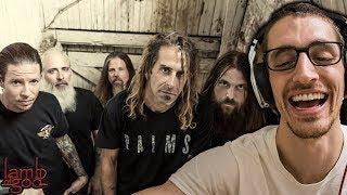 "Lamb of God - ""Redneck"" HIP-HOP HEAD REACTS TO METAL!!"