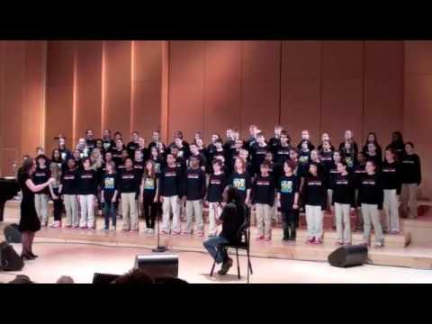 Ebeli Choir & Chicago Children's Choir feat. Bobby ...