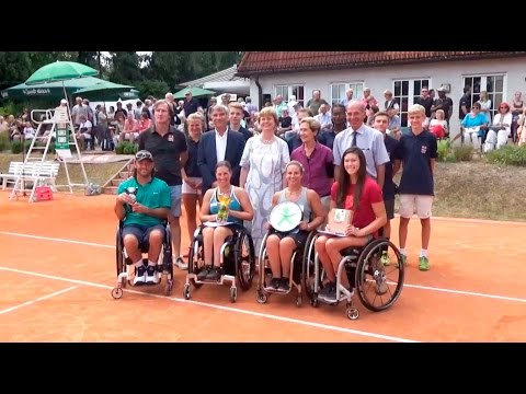 GERMAN OPEN Wheelchair Tennis International Championship, Berlin 2016