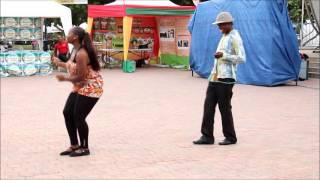 �������� ���� Jamaican Reggae Dancehall Routine - By: Dance Xpressionz Part 1 ������