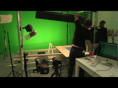 Making Of - Film publicitaire Groupe Cémoi