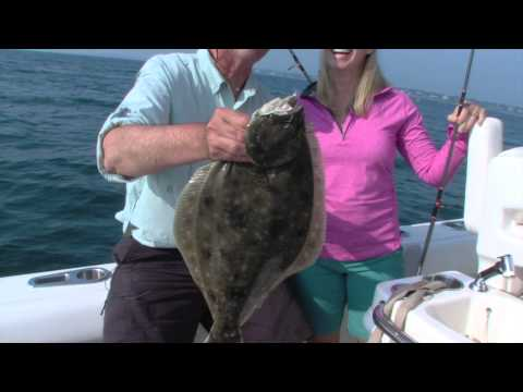 Lower Narragansett Bay Fluke Fishing