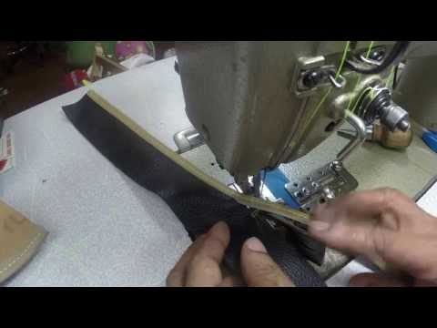 """2"""" Swing Binder Attachment For Industrial Sewing Machine"""