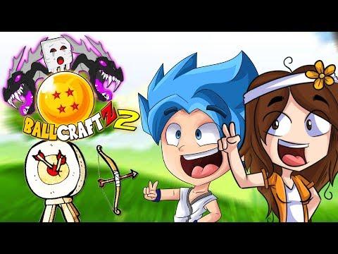 PONIENDO A PRUEBA NUESTRA PUNTERIA #144 | BallCraftZ 2 | Minecraft Serie de Mods