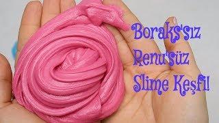 Borakssız slime nasıl yapılır? Slime Challenge Eğlenceli Oyun Bidünya Oyuncak