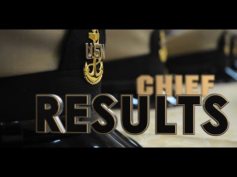 CNO and MCPON Message to FY18 Chief Selectees