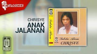 Chrisye - Anak Jalanan (Official Karaoke Video)