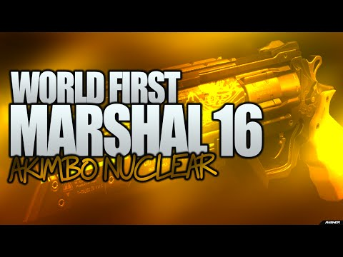 WORLD FIRST MARSHAL AKIMBO NUCLEAR
