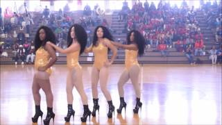 FHHS Homecoming Pep Rally 2016 - Iconic Models (10-20-2016)