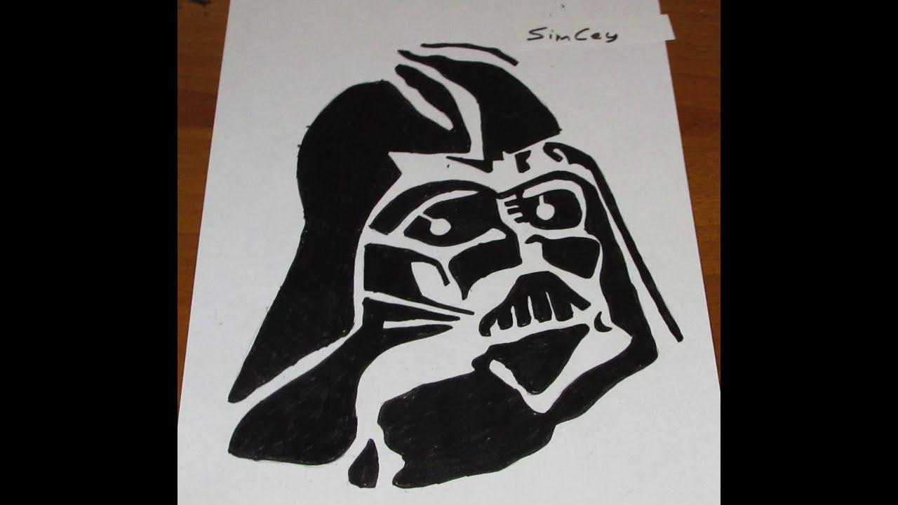 Star wars stencils