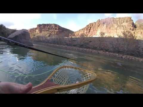 Winter Fishing In NM