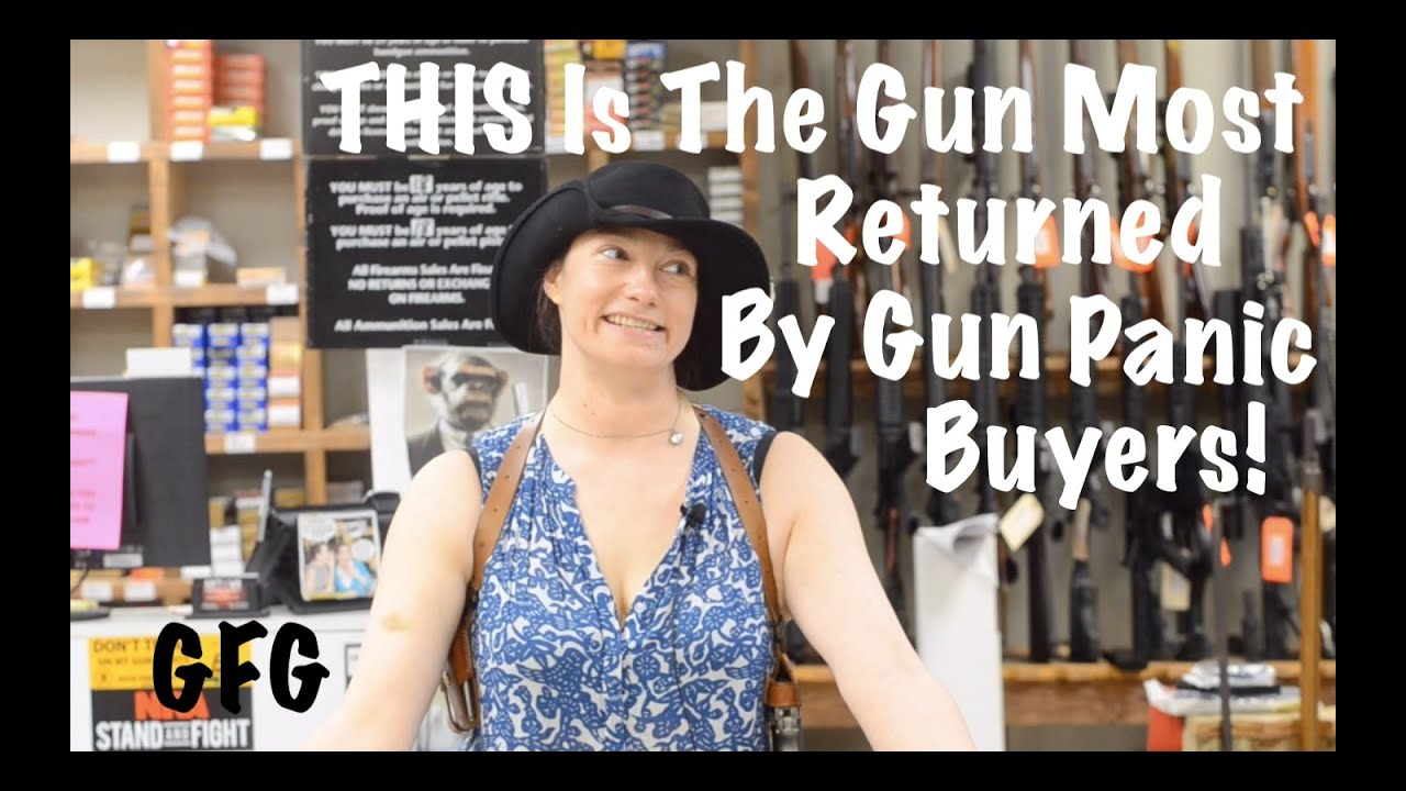 Download THIS Is The Gun Most Returned By Gun Panic Buyers!