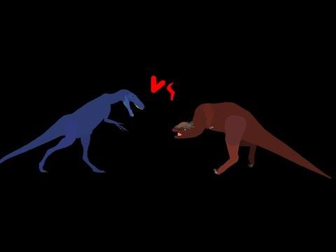 MBA: stygimoloch vs eotyrannus