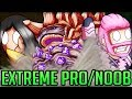 WORST MONSTER EVER - Extreme Deviants - Pro And Noob VS Monster Hunter Generations Ultimate! #mhgu