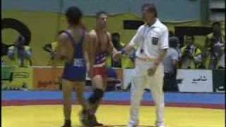 1998 freestyle wrestling world championships Sammie Henson