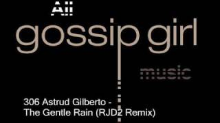 Astrud Gilberto - The Gentle Rain (RJD2 Remix)