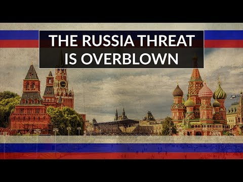 The Russia Threat Is Overblown  Debate #2  Unresolved US National Security