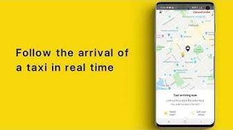 Taksi Helsinki -app, The best taxi app in Capital Region