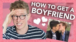 how to get a boyfriend when youre shy