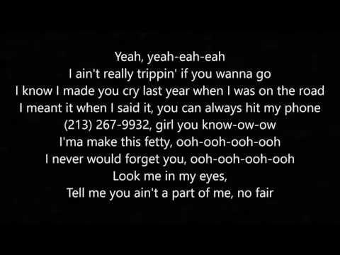 Billie Eilish - Ocean Eyes (Blackbear Remix) (Lyrics)
