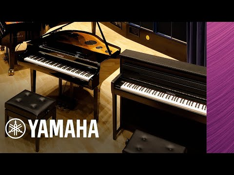 Yamaha CLP-700 Series Exclusive Broadcast
