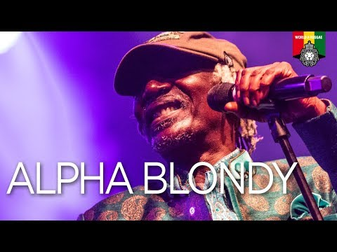 Alpha Blondy Live in Holland, May 2018
